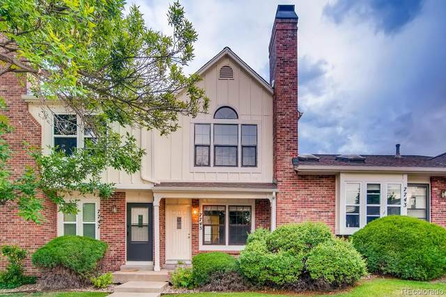 7745 S Steele Street, Centennial, CO 80122 (#5329470) :: Bring Home Denver with Keller Williams Downtown Realty LLC