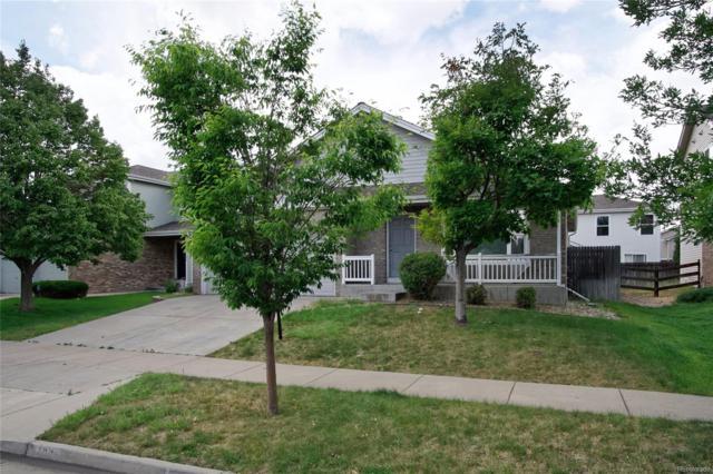 3699 Dahlia Street, Denver, CO 80207 (#5329620) :: The HomeSmiths Team - Keller Williams