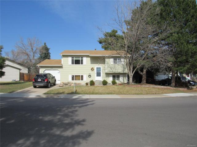 6352 S Johnson Street, Littleton, CO 80123 (#5329905) :: The Peak Properties Group