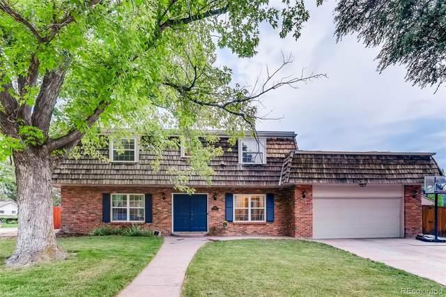 5417 W Portland Drive, Littleton, CO 80128 (MLS #5330639) :: Kittle Real Estate