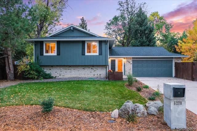 6270 W Maplewood Place, Littleton, CO 80123 (#5330753) :: The HomeSmiths Team - Keller Williams