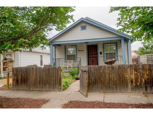 611 E Elk Place, Denver, CO 80216 (MLS #5330814) :: 8z Real Estate