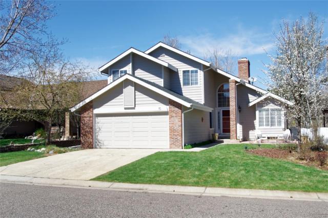 10 Dawn Heath Drive, Littleton, CO 80127 (#5330975) :: Hometrackr Denver