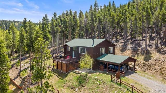 2041 Little Bear Creek Road, Idaho Springs, CO 80452 (#5331260) :: Arnie Stein Team | RE/MAX Masters Millennium