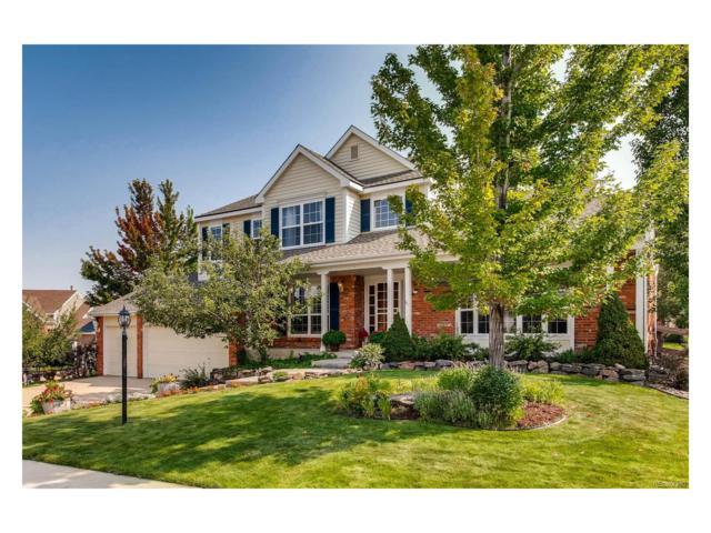 470 Yarrow Place, Castle Pines, CO 80108 (#5331307) :: Colorado Team Real Estate