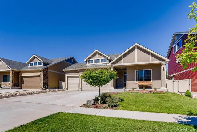 4925 Ceylon Way, Denver, CO 80249 (#5331400) :: Peak Properties Group