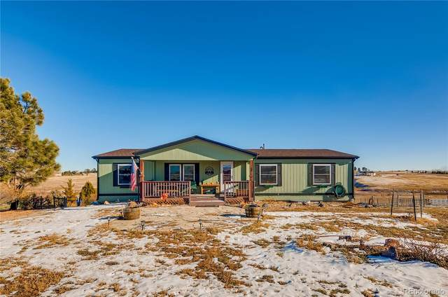34188 Goldenrod Circle, Kiowa, CO 80117 (MLS #5331701) :: 8z Real Estate