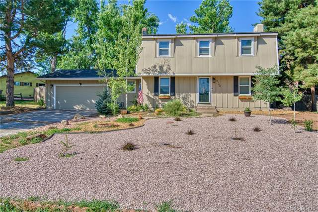 8144 W Brook Drive, Littleton, CO 80128 (#5331709) :: The DeGrood Team