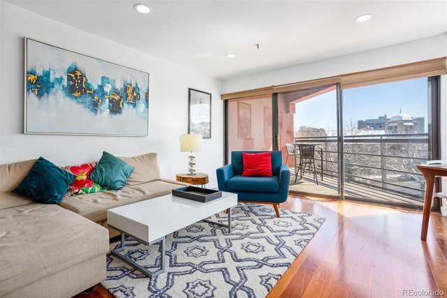 100 Park Avenue #305, Denver, CO 80205 (#5331729) :: Kimberly Austin Properties