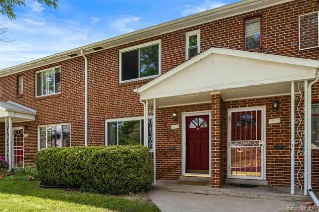 1324 Ivanhoe Street, Denver, CO 80220 (#5331865) :: Bring Home Denver with Keller Williams Downtown Realty LLC