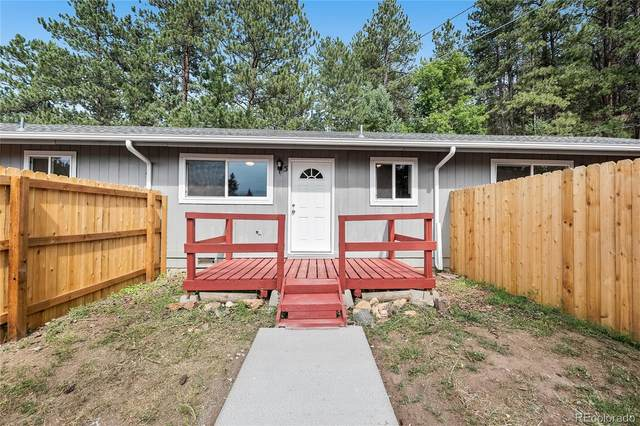 3424 Myers Gulch Road #5, Evergreen, CO 80457 (#5332142) :: Own-Sweethome Team