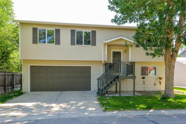 702 Countryside Drive, Fort Collins, CO 80524 (#5332164) :: The HomeSmiths Team - Keller Williams