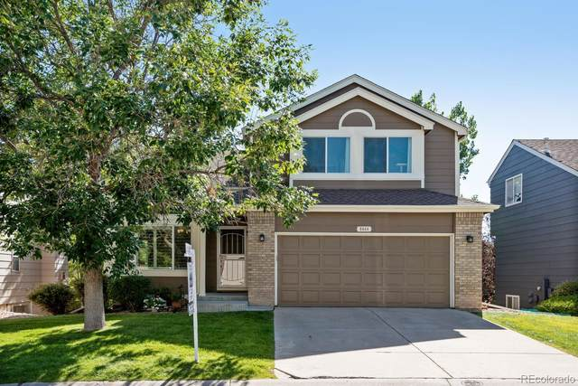 9444 W Hinsdale Place, Littleton, CO 80128 (#5332333) :: The Healey Group