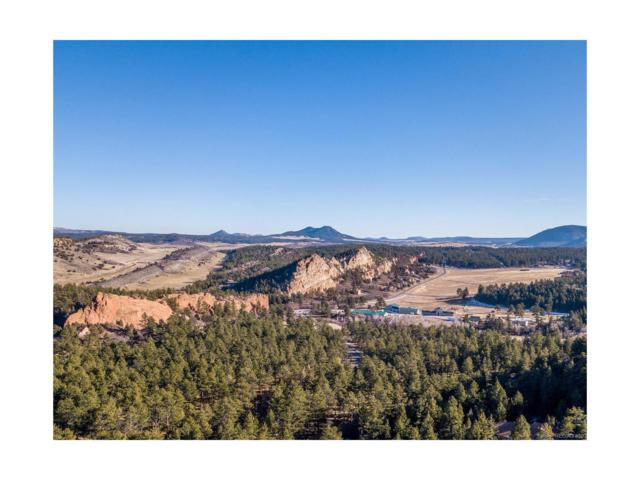 7073 Perry Park Boulevard, Larkspur, CO 80118 (#5332399) :: Venterra Real Estate LLC