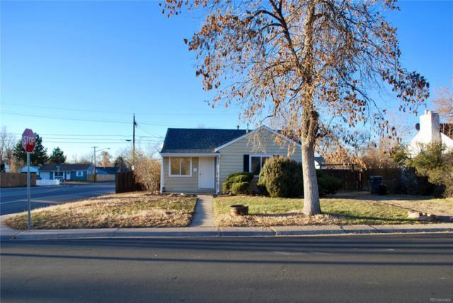805 Newark Street, Aurora, CO 80010 (MLS #5332630) :: Bliss Realty Group