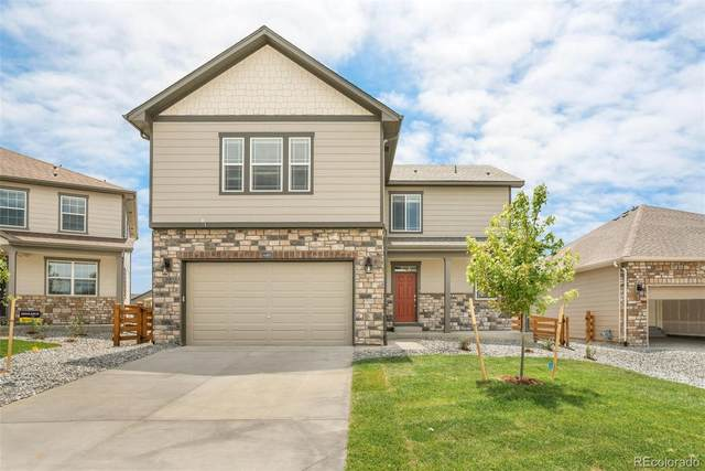 22634 E Radcliff Drive, Aurora, CO 80015 (#5332681) :: The DeGrood Team