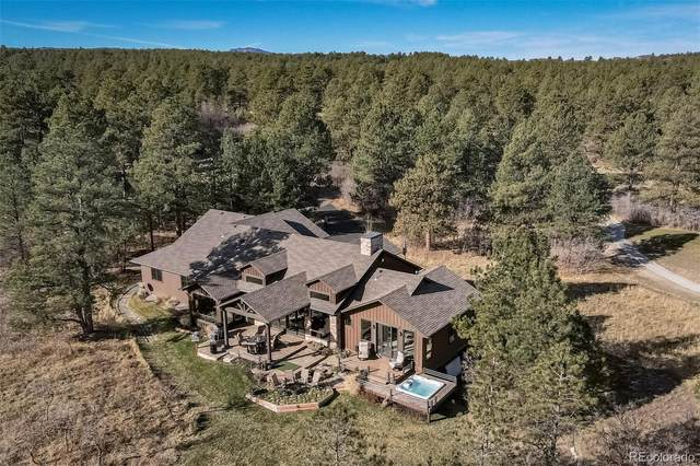 916 Crooked Tree Place, Larkspur, CO 80118 (#5332725) :: The DeGrood Team
