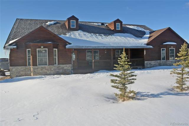 85 Duesouth Road, Florissant, CO 80816 (#5332901) :: The Gilbert Group