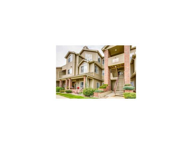 4760 S Wadsworth Boulevard D303, Littleton, CO 80123 (MLS #5333210) :: 8z Real Estate