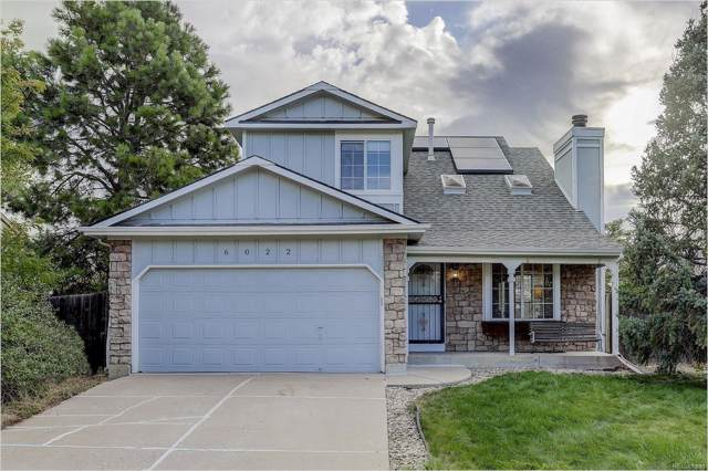 6022 S Owens Court, Littleton, CO 80127 (MLS #5333606) :: 8z Real Estate
