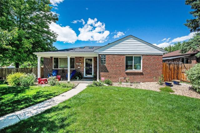 5601 E 13th Avenue, Denver, CO 80220 (MLS #5333640) :: Keller Williams Realty