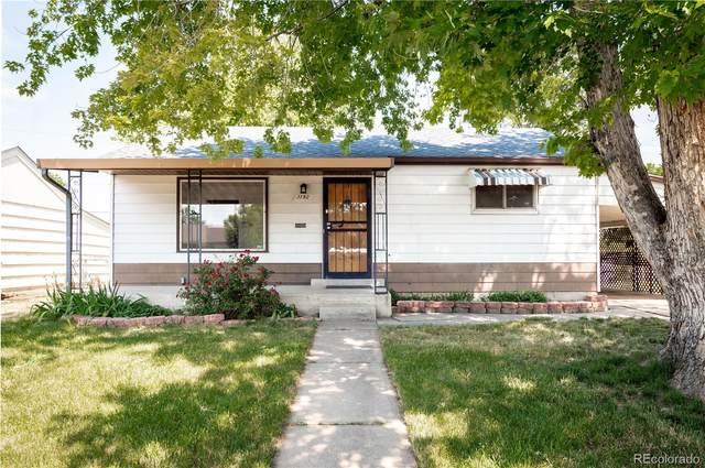 1192 S Alcott Street, Denver, CO 80219 (#5333681) :: West + Main Homes