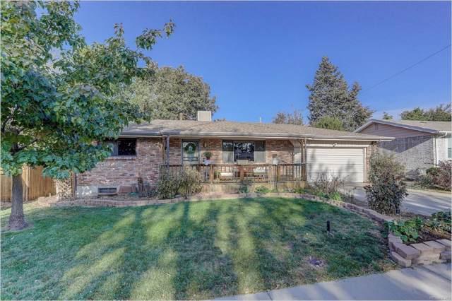 8449 Princeton Street, Westminster, CO 80031 (MLS #5333900) :: 8z Real Estate