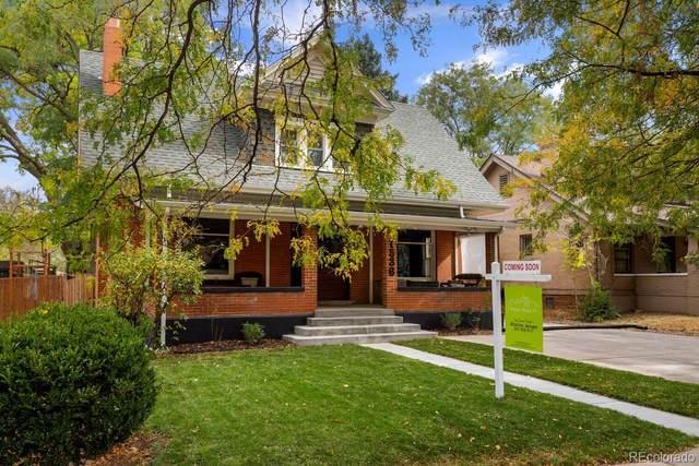 1536 Clermont Street, Denver, CO 80220 (#5334112) :: The HomeSmiths Team - Keller Williams