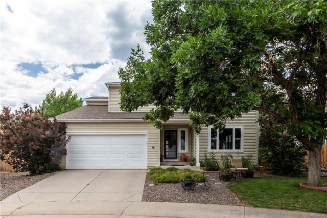 8075 Eagleview Drive, Littleton, CO 80125 (MLS #5334406) :: 8z Real Estate