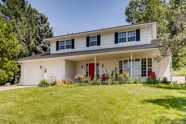 6984 E Jarvis Place, Denver, CO 80237 (#5334436) :: West + Main Homes
