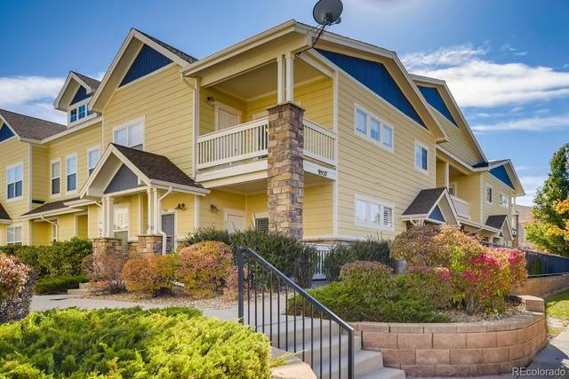 9557 Pearl Circle #204, Parker, CO 80134 (MLS #5334513) :: 8z Real Estate