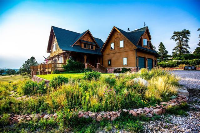 1209 Castle Pointe Drive, Castle Rock, CO 80104 (#5334754) :: Colorado Home Realty