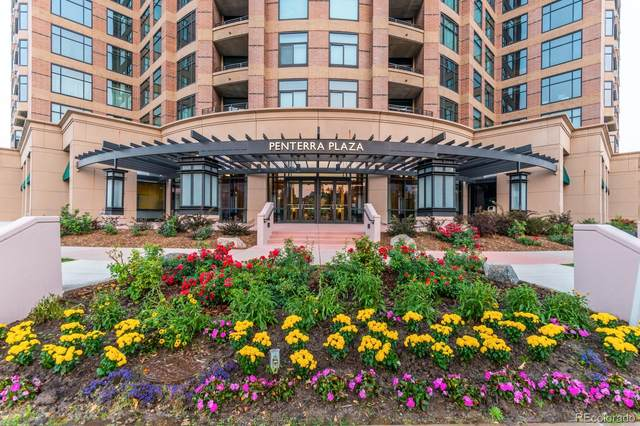 8100 E Union Avenue #2002, Denver, CO 80237 (MLS #5334856) :: Bliss Realty Group