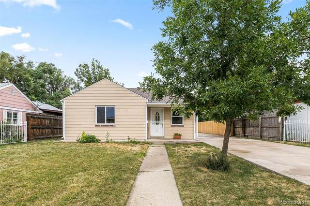 1970 Florence Street, Aurora, CO 80010 (#5334862) :: Bring Home Denver with Keller Williams Downtown Realty LLC