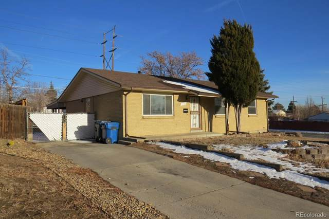 7740 Greenwood Boulevard, Denver, CO 80221 (#5335092) :: The Scott Futa Home Team