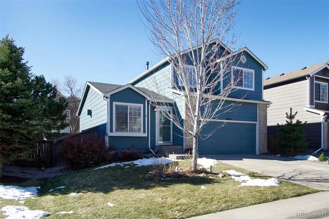 9515 Cove Creek Drive, Highlands Ranch, CO 80129 (#5335626) :: The Peak Properties Group