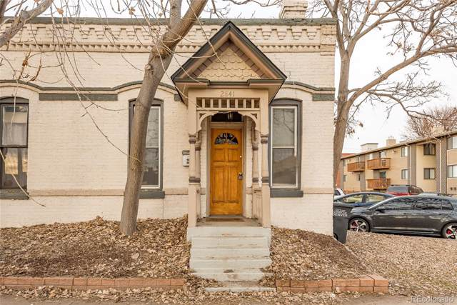 2841 W 27th Avenue, Denver, CO 80211 (MLS #5335665) :: 8z Real Estate