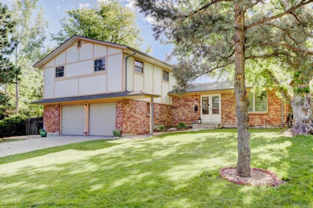 3388 S Dayton Court, Denver, CO 80231 (#5335884) :: The City and Mountains Group