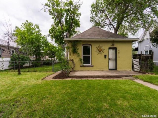 2215 S Cherokee Street, Denver, CO 80223 (#5336344) :: The Griffith Home Team