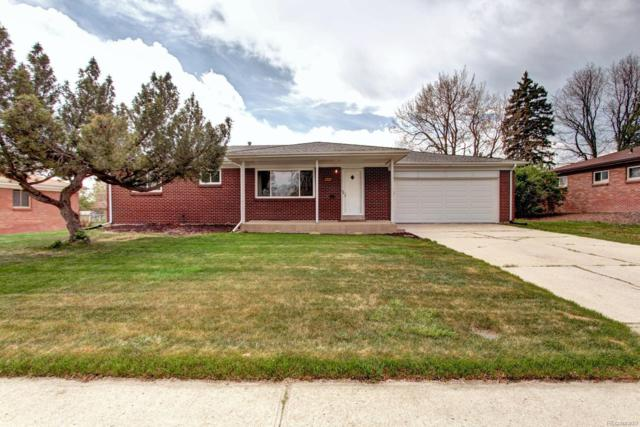 3338 W Tanforan Drive, Englewood, CO 80110 (#5337040) :: Wisdom Real Estate