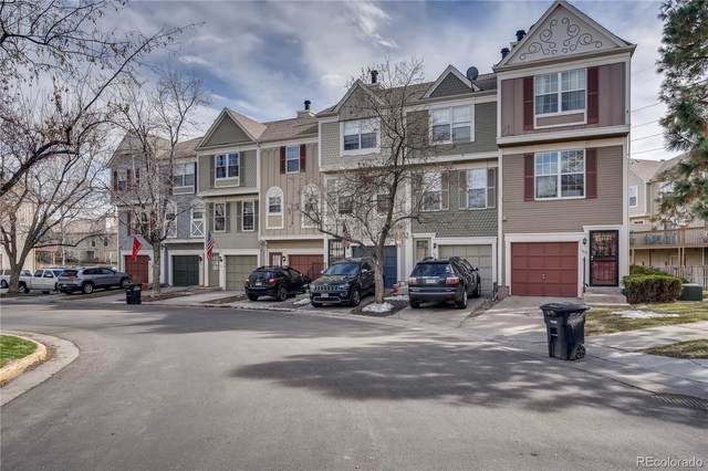 1699 S Trenton Street #100, Denver, CO 80231 (MLS #5337530) :: 8z Real Estate