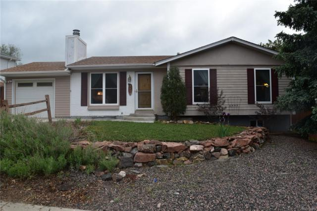 4490 S Alkire Street, Morrison, CO 80465 (#5338073) :: The Pete Cook Home Group