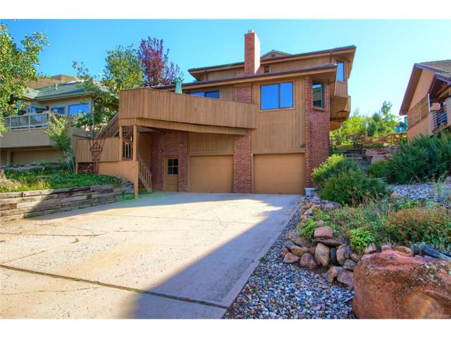 15774 W Wedge Way, Morrison, CO 80465 (MLS #5338098) :: 8z Real Estate