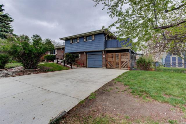 7701 W Woodard Drive, Lakewood, CO 80227 (#5338191) :: The HomeSmiths Team - Keller Williams