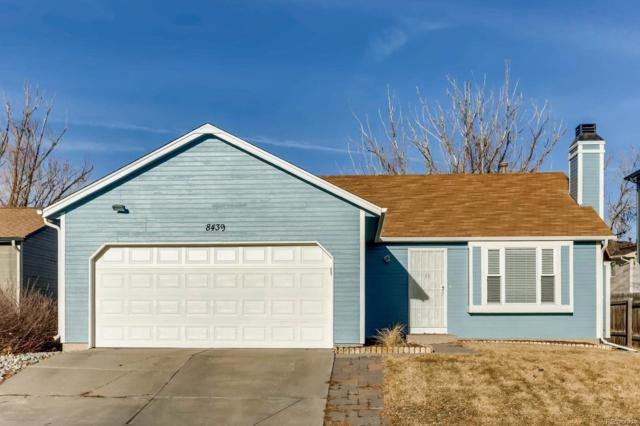8439 Sandreed Circle, Parker, CO 80134 (#5338230) :: The DeGrood Team