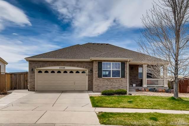 23548 E Bellewood Drive, Aurora, CO 80016 (MLS #5338456) :: 8z Real Estate