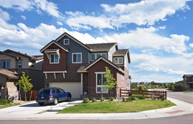 14000 Touchstone Point, Parker, CO 80134 (#5338610) :: Colorado Home Realty
