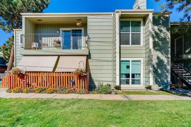 2390 Fremont Avenue A21, Centennial, CO 80122 (#5338893) :: Compass Colorado Realty