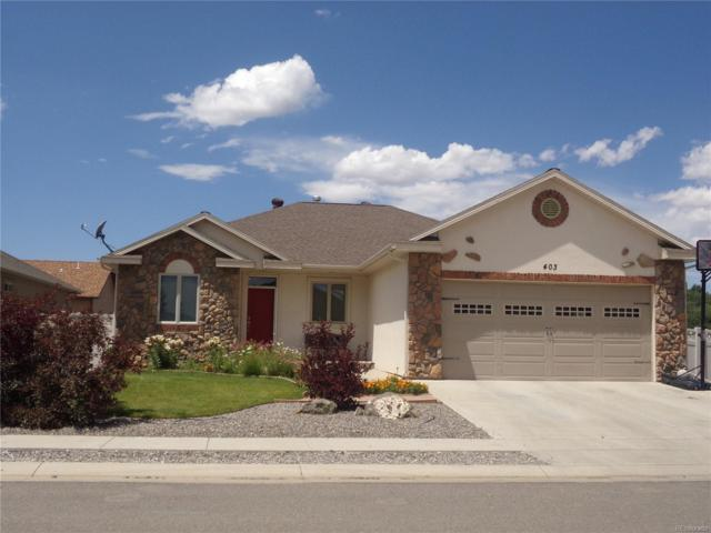 403 Vermillion Avenue, Montrose, CO 81401 (#5339267) :: HomePopper
