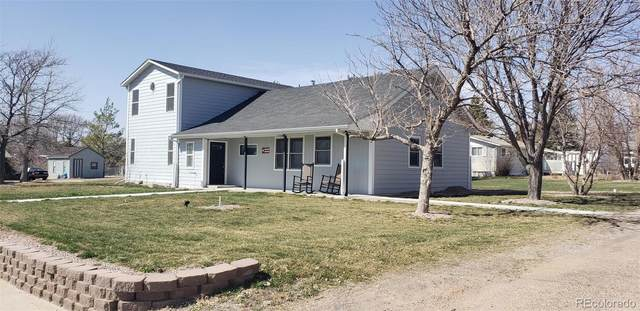 14 W 3RD Street, Flagler, CO 80815 (#5339476) :: Sultan Newman Group